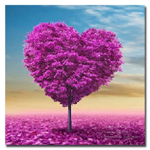 diy-Diamond-Embroidery-Painting-Purple-Giving-Tree-Full-Drill-Diamond-Mosaic-Cross-Stitch-Pasted-Painting-DIY